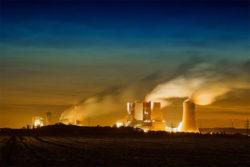Kohle Kraftwerk