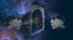 Bewusstsein vom Leid zur Freude-spiegel-blick-kind-mirroring