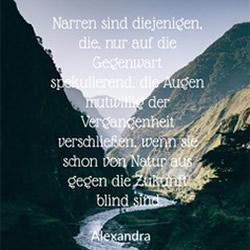 Alexandra-Hornig-Zitat