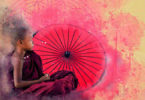 spiritueller Lehrer-junge-buddha