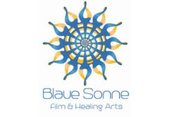 Friedensprojekt-Julia-Blaue-Sonne-Logo