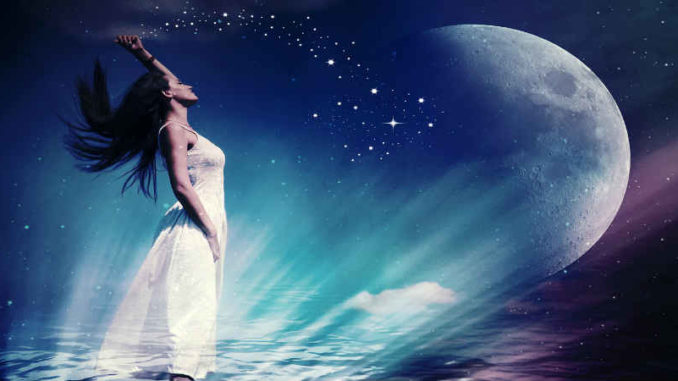 Astrologie und Saturn Energie -astrologie-woman