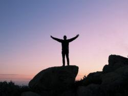 5 Eigenschaften von erfolgreichen Menschen p erfolg sunset summer golden hour