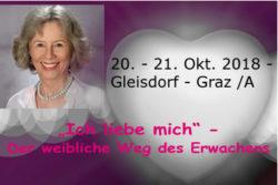 20. und 21. Oktober 2018 - Gleisdorf - Graz / Österreich