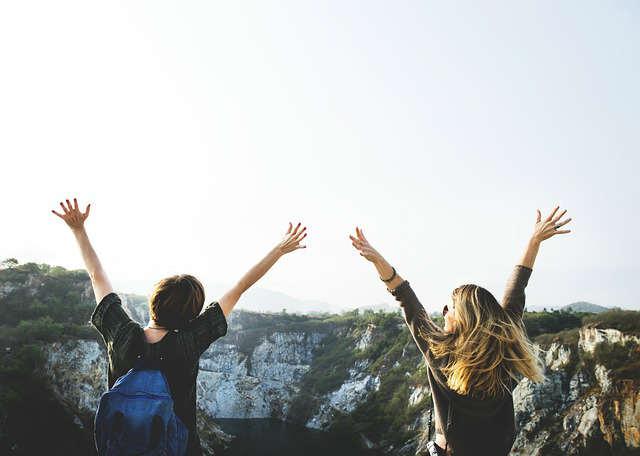 Reisen spirituell Geist