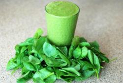 bleser-gruener smoothie