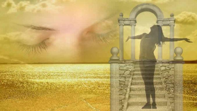 Traum-augen-himmel-dreams