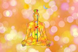 Chakras und Gesundheit-chakra-energie
