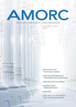 AMORC-Magazin-07-2018-Cover
