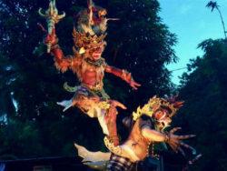 Bali-Ogoh Ogohs