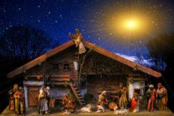 Weihnachtsgeschichte krippe christmas