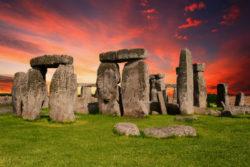 Steinkreis -geheimnis-stonehenge