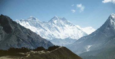 Kraftorte-MountEverest-mountain