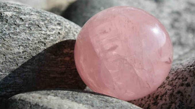 kugel-rose-quartz