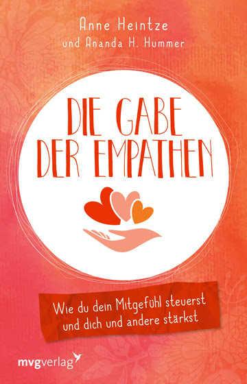 cover-die gabe der empathen-Anne-Heintze-Ananda-Hummer