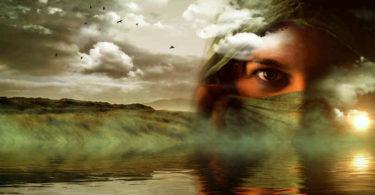 stress-intuition-im-fluss-verbindung-woman