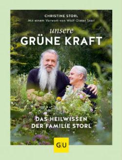 Cover-gruene Kraft-Heilwissen-Familie Storl