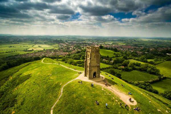 keltische-Druiden-Reise-2019-England-Ireland-glastonbury-tor