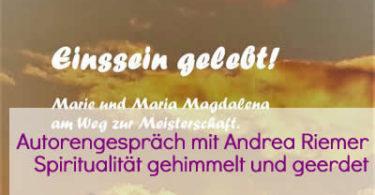 Autorengespräch-Einssein-gelebt-Andrea-Riemer