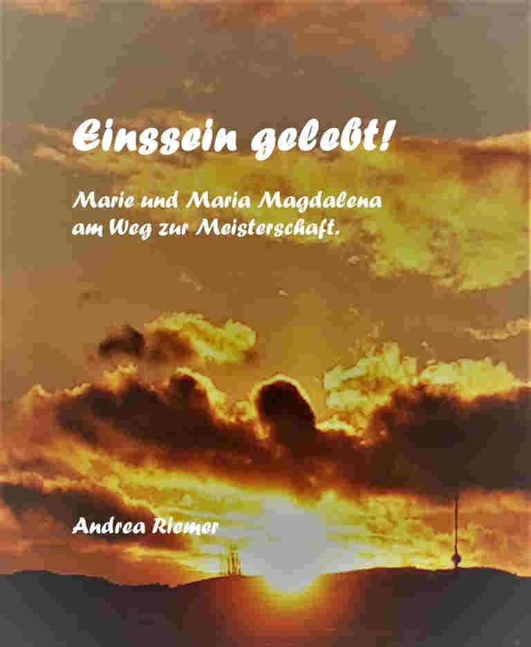 COVER Einssein gelebt-Andrea Riemer