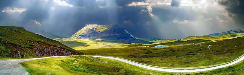 strasse-berge-himmel-wiesen-countryside