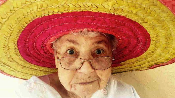 Falten-Gesicht-Individualitt-Lebens-Geschichte-sombrero