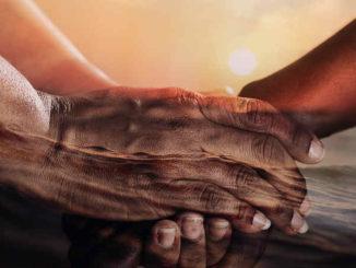 Guete-Verbundenheit-innerer-Frieden-Gemeinsamkeit-hands