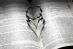 Oh mein Gott-kreuz-dornen-krone-bibel-love