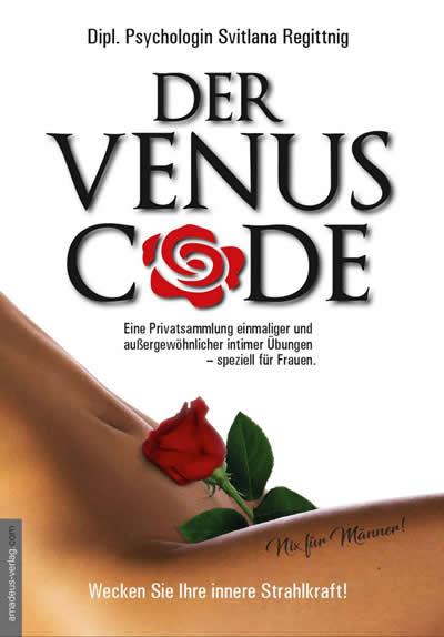 Cover-Venus-Code-Svitlana-Regittnig