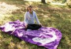 violett-vital-biobaumwolldecke-siebert
