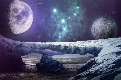 Astrologie und EnergieZyklen 2020 - Jahrhundertkonstellation