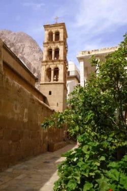 Kloster-Limberger-Sinai-Reise