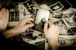 Gefühle und Zeit  gefuehle zeit alte fotos photo