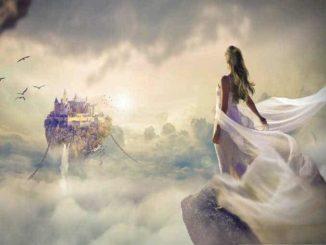 Wissen aus der Akasha Bibliothek-mystische-koenigreich-kultur-frau-fantasy