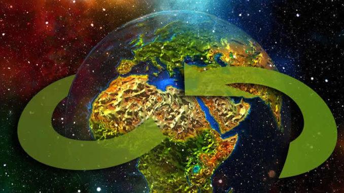 Astrologische Monatstrends April 2020-globus-veraenderung-pfeil-globe