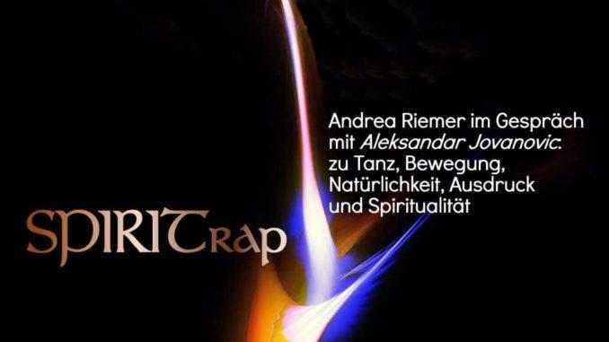 Tanz als spirituelle Ausdrucksform-Beitragsbild-Jovanovic-logo-spirit-rap