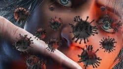 Kraft des Corona Bewusstseins-coronavirus