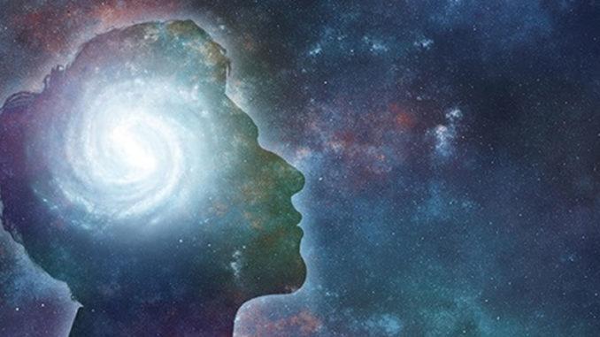 PSi-mann-kopf-licht-universum