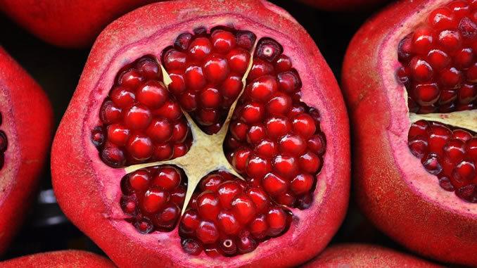 Granatapfel-pomegranate