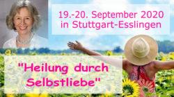 Heilung durch Selbst-Liebe Seminar-Seminar-September-2020-Stuttgart-Barbara-Bessen-heilung-frau-sonnenblumen