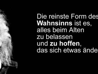 EINSTEIN-Wahnsinn
