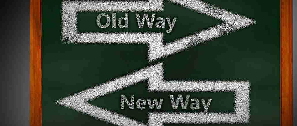 pfeile-old-new-way-board