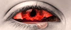 Nahrungs-Industrie-weinen-eye