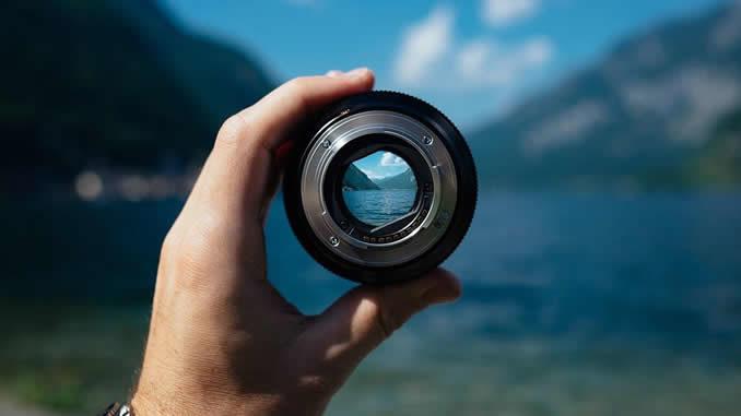 Fotografieren-scharf-stellen-Linse-lens