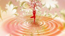 Heilungsprozess wellen mensch heilung baum