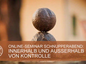 Aurum Cordis Kontrolle Seminar SCHNUPPERABEND