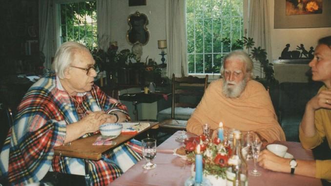 LINDENBERG Griffiths und Jane Berlin 8. Oktober 1991
