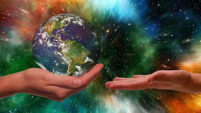 Rettung der Erde