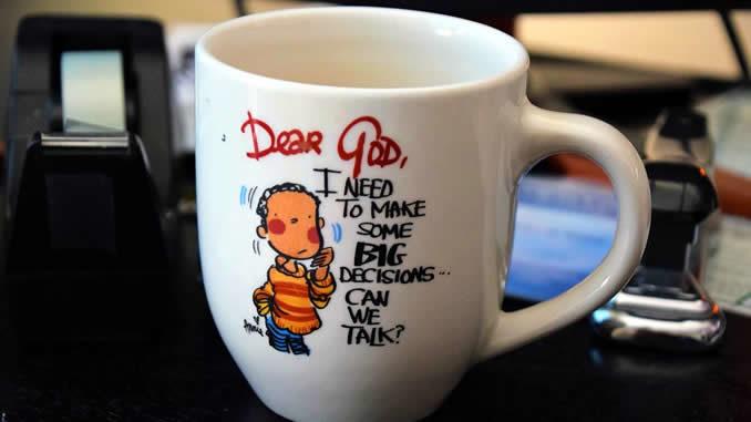 Gott-Tasse-Hilfe-ideas