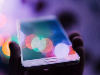 Handy-Technik-Farben